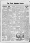 Fort Sumner Review, 03-18-1911 by Review Pub. Co.