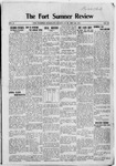 Fort Sumner Review, 05-20-1911 by Review Pub. Co.