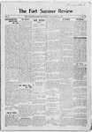 Fort Sumner Review, 05-27-1911 by Review Pub. Co.