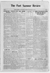 Fort Sumner Review, 07-15-1911