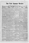 Fort Sumner Review, 07-29-1911 by Review Pub. Co.