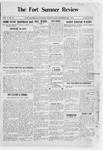 Fort Sumner Review, 11-25-1911 by Review Pub. Co.