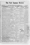Fort Sumner Review, 12-16-1911 by Review Pub. Co.