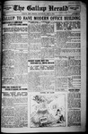 Gallup Herald, 07-08-1922 by L. E. Gould