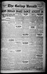 Gallup Herald, 08-19-1922 by L. E. Gould