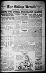 Gallup Herald, 09-30-1922 by L. E. Gould