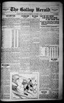 Gallup Herald, 10-07-1922 by L. E. Gould