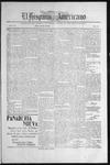 El Hispano-Americano, 12-25-1919 by P. A. Speckmann