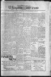 El Hispano-Americano, 01-15-1920 by P. A. Speckmann