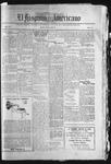 El Hispano-Americano, 03-04-1920 by P. A. Speckmann