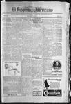 El Hispano-Americano, 03-11-1920 by P. A. Speckmann