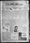 El Hispano-Americano, 04-08-1920 by P. A. Speckmann