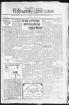 El Hispano-Americano, 05-20-1920 by P. A. Speckmann