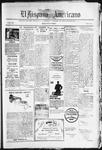 El Hispano-Americano, 06-03-1920 by P. A. Speckmann
