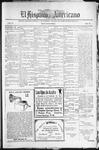 El Hispano-Americano, 07-08-1920 by P. A. Speckmann