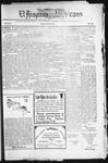 El Hispano-Americano, 07-22-1920 by P. A. Speckmann