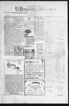 El Hispano-Americano, 08-12-1920 by P. A. Speckmann