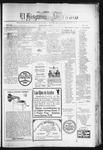 El Hispano-Americano, 09-16-1920 by P. A. Speckmann