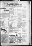 El Hispano-Americano, 12-25-1920 by P. A. Speckmann