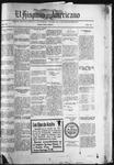 El Hispano-Americano, 01-08-1921 by P. A. Speckmann