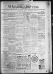 El Hispano-Americano, 01-22-1921 by P. A. Speckmann