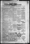 El Hispano-Americano, 03-19-1921 by P. A. Speckmann