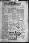 El Hispano-Americano, 04-09-1921 by P. A. Speckmann