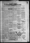 El Hispano-Americano, 04-23-1921 by P. A. Speckmann