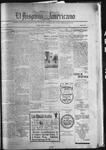 El Hispano-Americano, 04-30-1921 by P. A. Speckmann