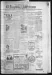 El Hispano-Americano, 05-07-1921 by P. A. Speckmann