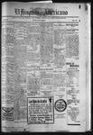 El Hispano-Americano, 06-11-1921 by P. A. Speckmann