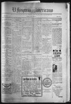 El Hispano-Americano, 06-18-1921 by P. A. Speckmann