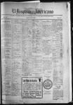 El Hispano-Americano, 07-16-1921 by P. A. Speckmann