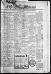 El Hispano-Americano, 07-23-1921 by P. A. Speckmann