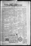 El Hispano-Americano, 08-13-1921 by P. A. Speckmann