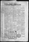 El Hispano-Americano, 10-01-1921 by P. A. Speckmann