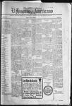 El Hispano-Americano, 10-08-1921 by P. A. Speckmann