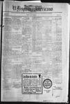 El Hispano-Americano, 11-05-1921 by P. A. Speckmann
