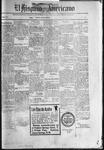 El Hispano-Americano, 11-12-1921 by P. A. Speckmann