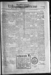 El Hispano-Americano, 11-26-1921 by P. A. Speckmann