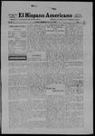 El Hispano-Americano, 02-20-1905 by Mora County Publishing Company