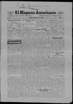 El Hispano-Americano, 03-06-1905 by Mora County Publishing Company