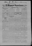 El Hispano-Americano, 03-20-1905 by Mora County Publishing Company