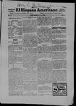 El Hispano-Americano, 03-27-1905 by Mora County Publishing Company