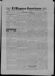 El Hispano-Americano, 04-24-1905 by Mora County Publishing Company