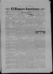 El Hispano-Americano, 05-01-1905 by Mora County Publishing Company