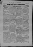 El Hispano-Americano, 04-07-1906 by Mora County Publishing Company