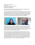 Erik Warren oral history interview with Yvonne Warren April 2021 by Phillip Erik Warren and Yvonne Marie Warren