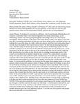 Austin Thomas Oral History Interview February 2021