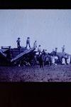 Quay Caprock Preparing Kentucky Red Wheat for Thresher Vance